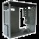 EuroCase ML5410 stříbrno/černá - Middletower 400W