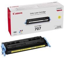 Canon CRG-707Y, žlutý - 9421A004