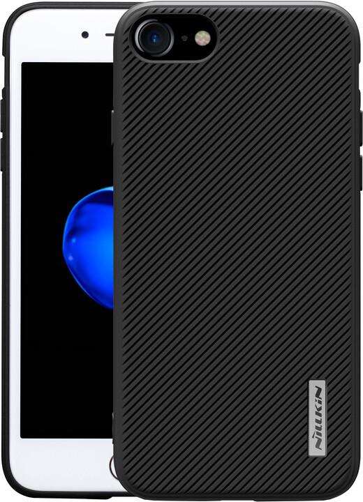 Nillkin Eton Ochranný zadní Kryt Black pro iPhone 7