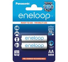 Panasonic 3MCCE/2BE ENELOOP AA 2x 2100c