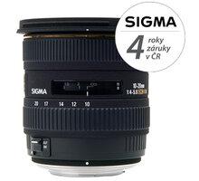 SIGMA 10-20/4-5.6 EX DC HSM Canon - SI 201927