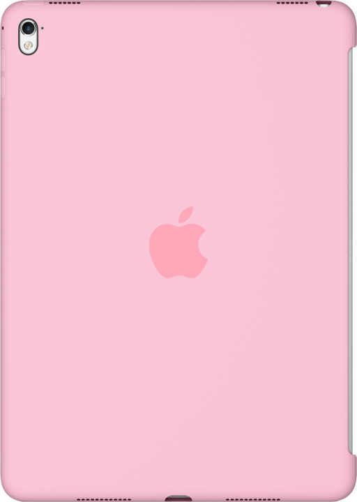 "Apple Silicone Case for 9,7"" iPad Pro - Light Pink"