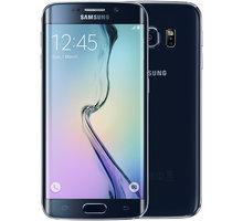 Samsung Galaxy S6 Edge - 32GB, černá - SM-G925FZKAETL + Zdarma GSM reproduktor Accent Funky Sound, červená (v ceně 299,-)
