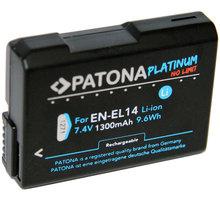 Patona baterie pro foto Nikon ENEL14 1300mAh Li-Ion Platinum - PT1271