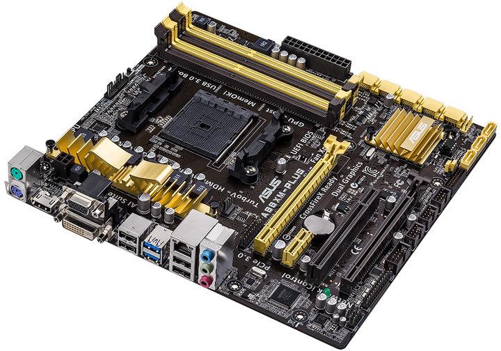 ASUS A88XM-PLUS - AMD A88X