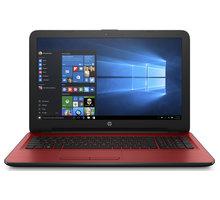 HP 15 (15-ay052nc), červená - X3L12EA
