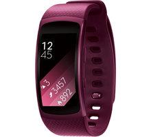 Samsung Galaxy Gear Fit 2, růžová - SM-R3600ZIAXEZ