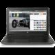 HP ZBook 15 G4, černá