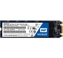 WD SSD Blue, M2 2280 - 500GB - WDS500G1B0B