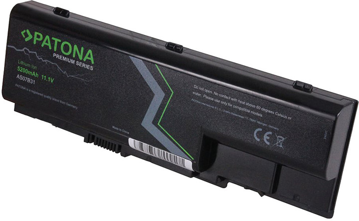 Patona baterie pro ACER ASPIRE 5310 5200mAh Li-Ion 11.1V PREMIUM
