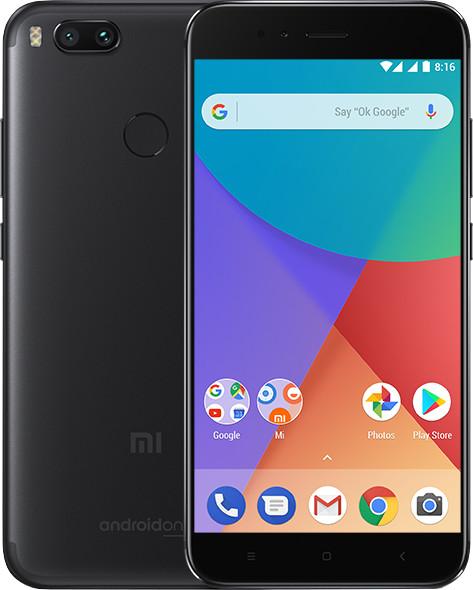 Xiaomi Mi A1 - 64GB, černá