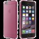 Cygnett pouzdro Super Slim TPU pro iPhone 6 - Translucent ružová