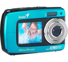 Genius G-Shot 510, modrý - 32300104101