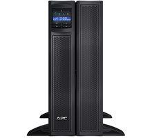 APC Smart-UPS X 2200VA Rack/Tower LCD, 2U - SMX2200HV