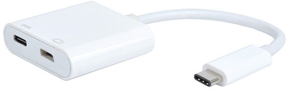 eSTUFF USB-C MiniDP Charging Adapter