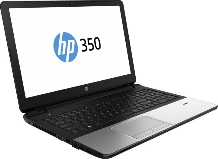 HP 350 G1, stříbrná