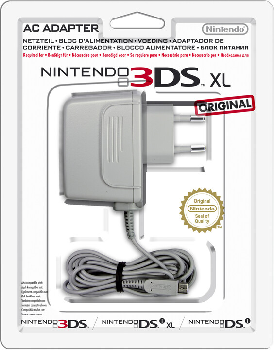 Nintendo 3DS - AC Adapter