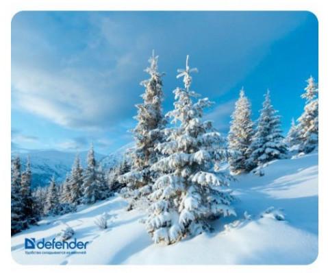 Defender Winter podložka pod myš