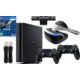 VR RACING SET - PS4 Slim, 1TB, 2x DS4  + Hra Horizon: Zero Dawn v ceně 1700 kč + Virtuální brýle PlayStation VR + PlayStation 4 - Move Controller, twin pack, černý + PlayStation 4 - Kamera v2 + Driveclub VR (PS4 VR)