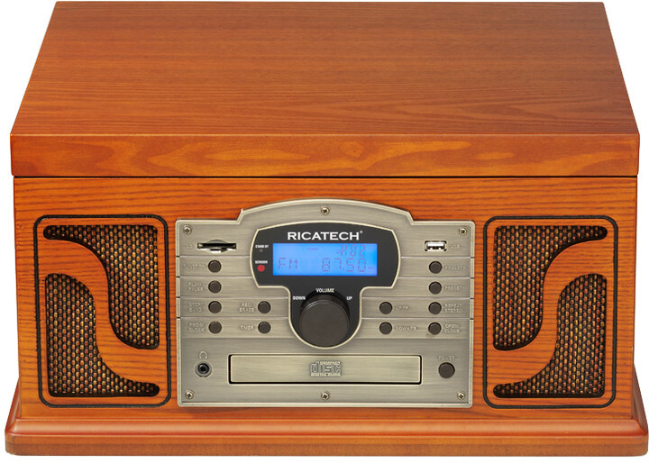 Ricatech RMC250 6 in 1 Music Center