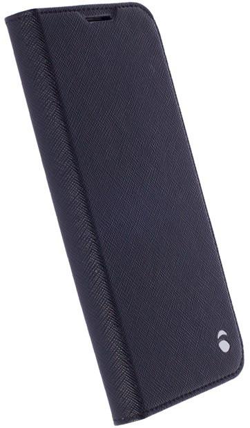 Krusell flipové pouzdro MALMÖ FolioCase pro LG K10, černá