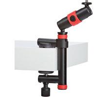 JOBY Action Clamp & Locking Arm, černá/červená - E61PJB01291