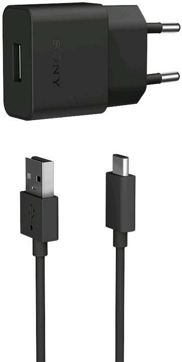 Sony UCH12W Qualcomm Quick Charger/MediaTek, Black