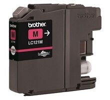 Brother LC-121M, magenta - LC121M