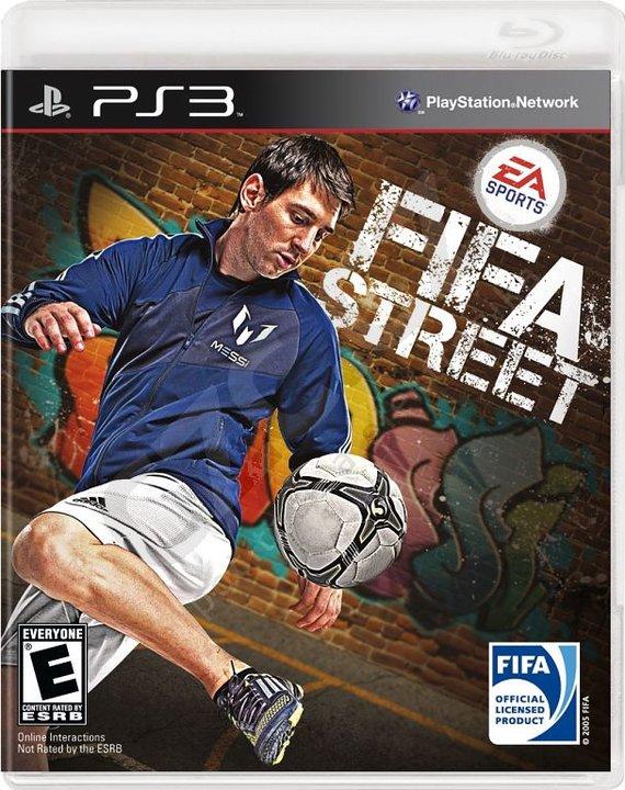 FIFA Street 4 - PS3