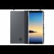 Samsung flipové pouzdro Clear View se stojánkem pro Note 8, černá