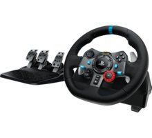 Logitech G29 Racing Wheel (PC, PS3, PS4) - 941-000112