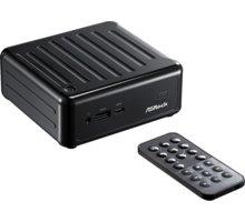 ASRock Beebox /N3000/4GB/128GB mSATA SSD/Bez OS, černá - BEEBOX N3000-4G128S/B