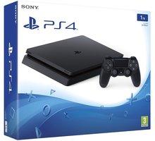 PlayStation 4 Slim, 1TB, černá - PS719851059