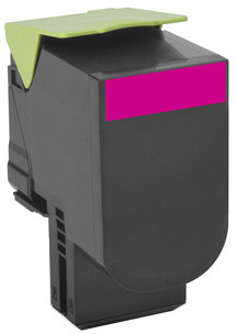 Lexmark 80C0X30, magenta