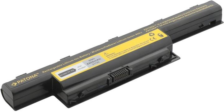 Patona baterie pro ACER, AS10D31 4400mAh 11,1V