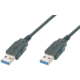PremiumCord USB 3.0, A-A - 3m