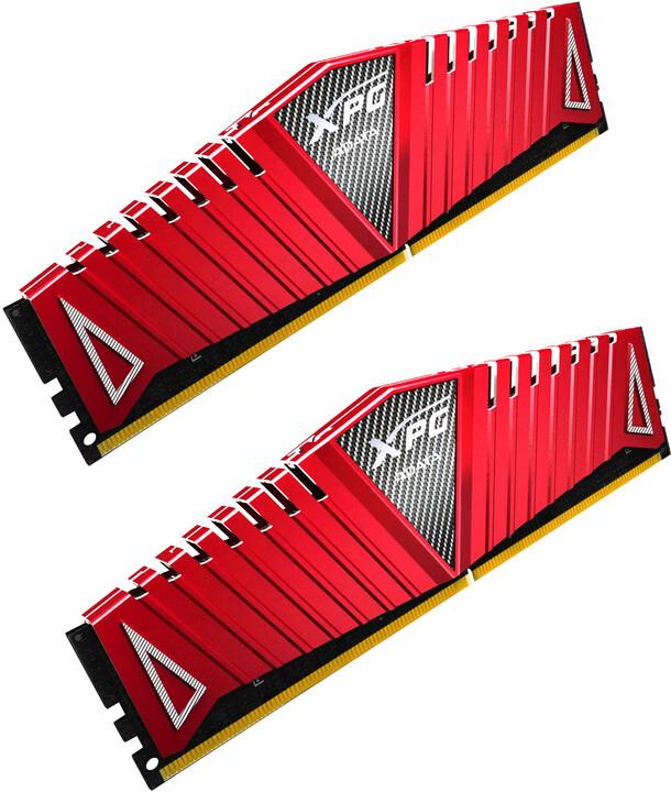 ADATA XPG Z1 8GB (2x4GB) DDR4 2133, červená