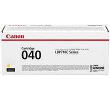 Canon CRG-040, žlutá - 0454C001