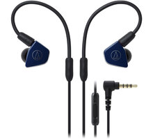 Audio-Technica ATH-LS50iS, modrá - ATH-LS50iSNV