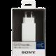 Sony USB AC adaptér CP-AD3 bílý, 3A, 1xUSB Type C