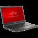Fujitsu Lifebook E554, černá