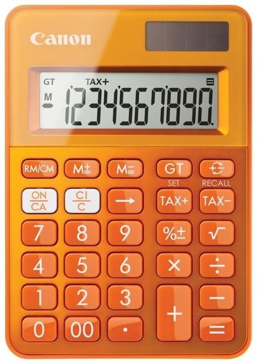Canon LS-100K, oranžová