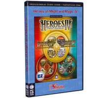 Heroes of Might and Magic IV Complete - NXK - PC - 8595172602890