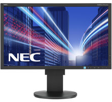 "NEC MultiSync EA234WMi, černá - LED monitor 23"" - 60003588"