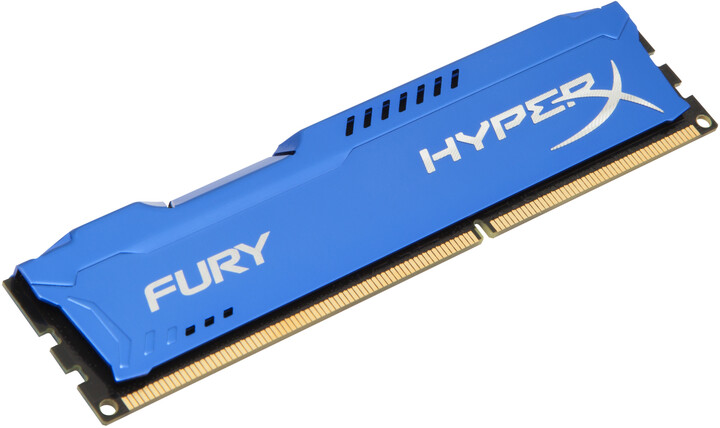 Kingston HyperX Fury Blue 4GB DDR3 1866