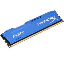 Kingston HyperX Fury Blue 4GB DDR3 1866 CL 10 - HX318C10F/4