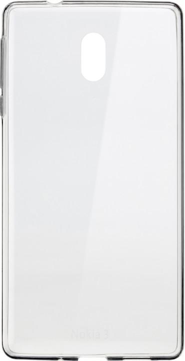 Nokia Slim Crystal Cover CC-103 for Nokia 3