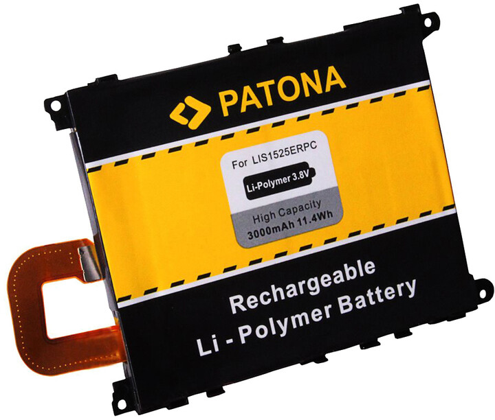 Patona baterie pro Sony Xperia Z1 3000mAh 3.8V Li-Pol