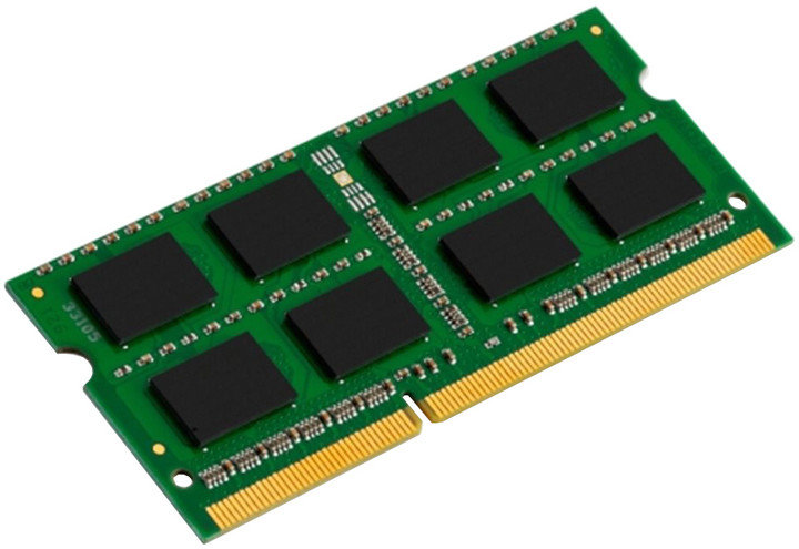 Kingston 4GB DDR3 1600 SODIMM, low voltage