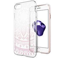 Spigen Liquid Crystal pro iPhone 7, shine pink - 042CS20958